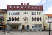 Palladiumhuset i Borlänge, Dalarna