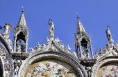 Markuskyrkan i Venedig, Italien