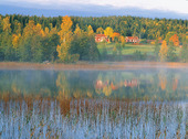 Landskapsvy, Dalsland
