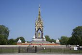 Albert Memorial, London.