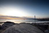 Ensfyrarna på Fotö, Bohuslän