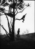 Barn leker vid träd, 1970 talet
