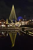 Jul på Liseberg, Göteborg