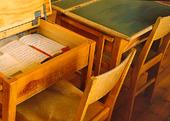 Skolbänkar från 1950 talet 1960 talet