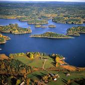 Flygbild, Värmland