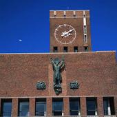 Rådhuset i Oslo, Norge
