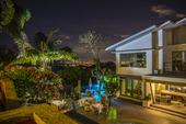 Villa med utsikt över Manila, Filippinerna