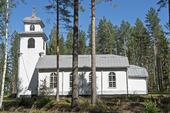 Annefors kapell, Hälsningland