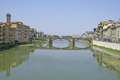 bro i Florens, Italien