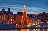 Christmas in Old Town, Stockholm