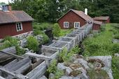 Smidesverkstad Wira bruk, Uppland