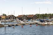 Hudiksvalls småbåtshamn, Hälsingland