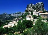 By i Provence, Frankrike