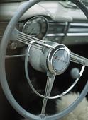 Ratt på gammal Volvo