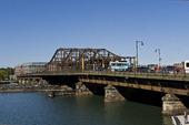 Charlestown bridge i Boston, USA