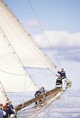 Besättning på segelskuta