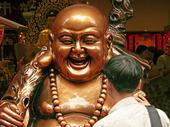 Buddha staty, Singapore