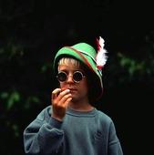 Pojke med hatt
