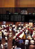 Börsen i Frankfurt a Main, Tyskland