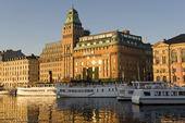 Strand hotel vid Nybroviken, Stockholm