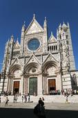 Siena Cathedral i Siena, Italien