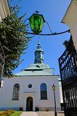 Carl Gustafs kyrka i Karlshamn, Blekinge