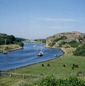 Sotenkanalen i Bohuslän