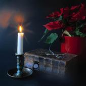Läsning vid jul