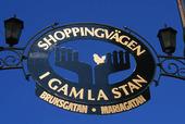 Gågata i Helsingborg, Skåne