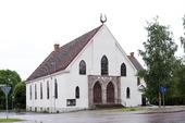 Bro kyrka, numera konserthuset Lyran, Gästrikland