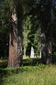 Kyrkogården vid Boo kyrka, Södermanland