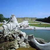 Schönbrunn i Wien, Österrike
