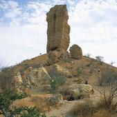Vingerklipp, Namibia