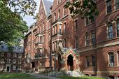 Harvard skolbyggnad
