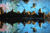 Grotta i Guiyang, Kina