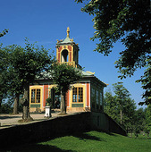 Paviljong till Kina slott, Stockholm