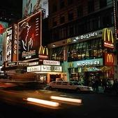 Times Square Broadway i New York, USA