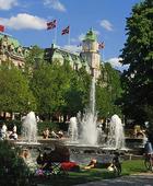 Park i Oslo, Norge