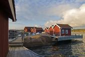 Fisketången i Kungshamn, Bohuslän