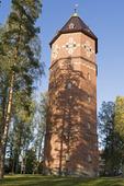 Gamla vattentornet i Avesta, Dalarna