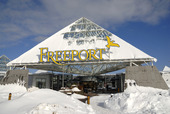 Freeport köpcenter i Kungsbacka, Halland