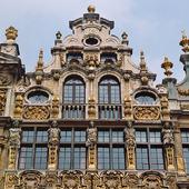Grand Place i Bryssel, Belgien