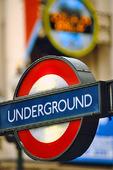 Tunnelbana, England