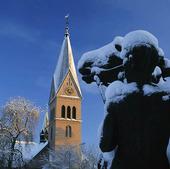 St Helena kyrka i Skövde, Västergötla
