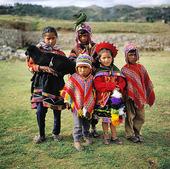 Indianbarn, Peru