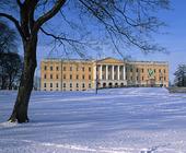 Kungliga slottet i Oslo, Norge