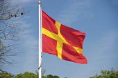Skåne flagga