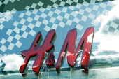 Hennes & Mauritz logo