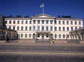Slott i Helsingfors, Finland