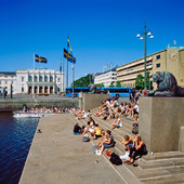 Lejontrappan, Göteborg
